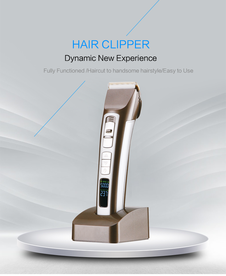 Best price wholesale long life electric barber hair clipper