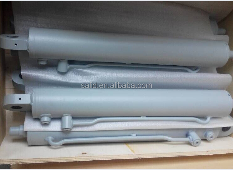 high quality double acting hydraulic cylinder for vacuum glass sucker trolley