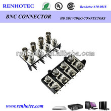 bnc to rj45 connector hot sell jack bnc connector Adapter