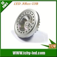 Competitive price CRI80 led spotlights ar111 gu10 10w 220v 4000k 100% replace 50w halogen