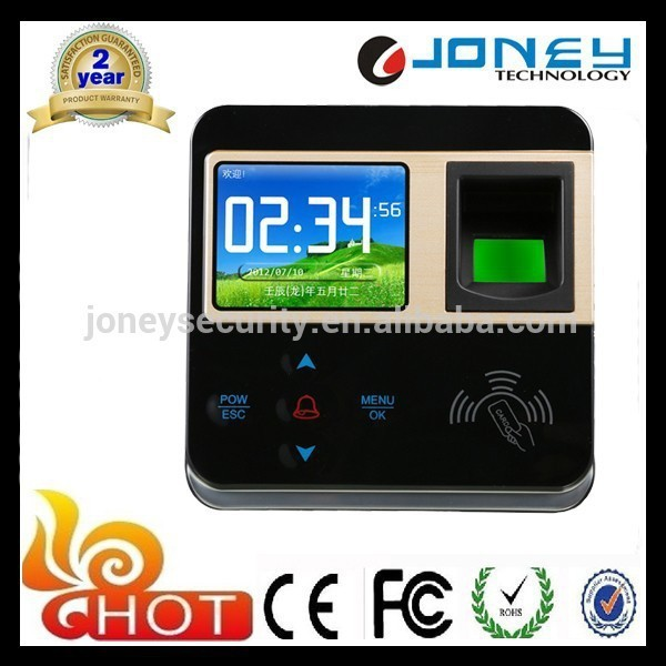 Biometric Euro fingerprint time attendance and Door access control system