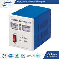 Electrical Equipment Single Phase AC Power Supplies 2015 Super Quality Servo Voltage Stabilizer Price
