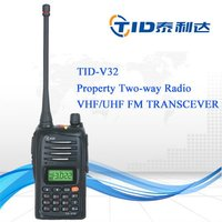 Td-v32 5watts vhf/uhf handheld wireless good beginner ham radio