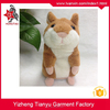 15cm realistic soft talking hamster plush toy wholesale