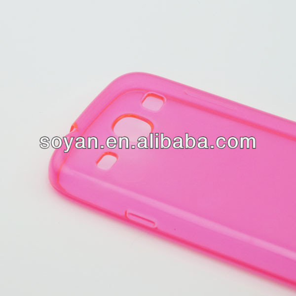 High Quality and Lowest Price, Colorful Soft TPU case for Samsung Galaxy Core I8260