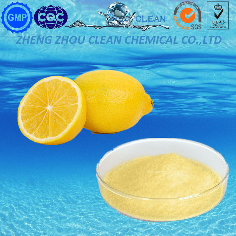 Factory Manufacture lemon yellow Food colour