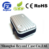 TOP Selling small hard plastic case for cosmetic, antique japanese cosmetic case