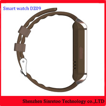 Fashion DZ09 watches men for Mobile phone China made smart watch