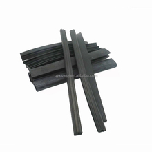 Silicone or EPDM rubber bumper seal strip for window or door or boat