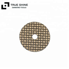 "Factory Supply Diamond Tool 4"" Dry Polishing Pads for Granite"