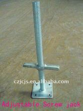 Adjustable Screw Base Jack