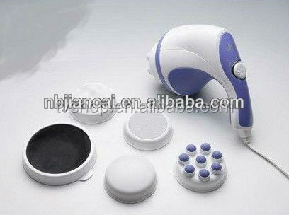 Handheld Full Body Massager electric vibrating massager Relax Spin Tone