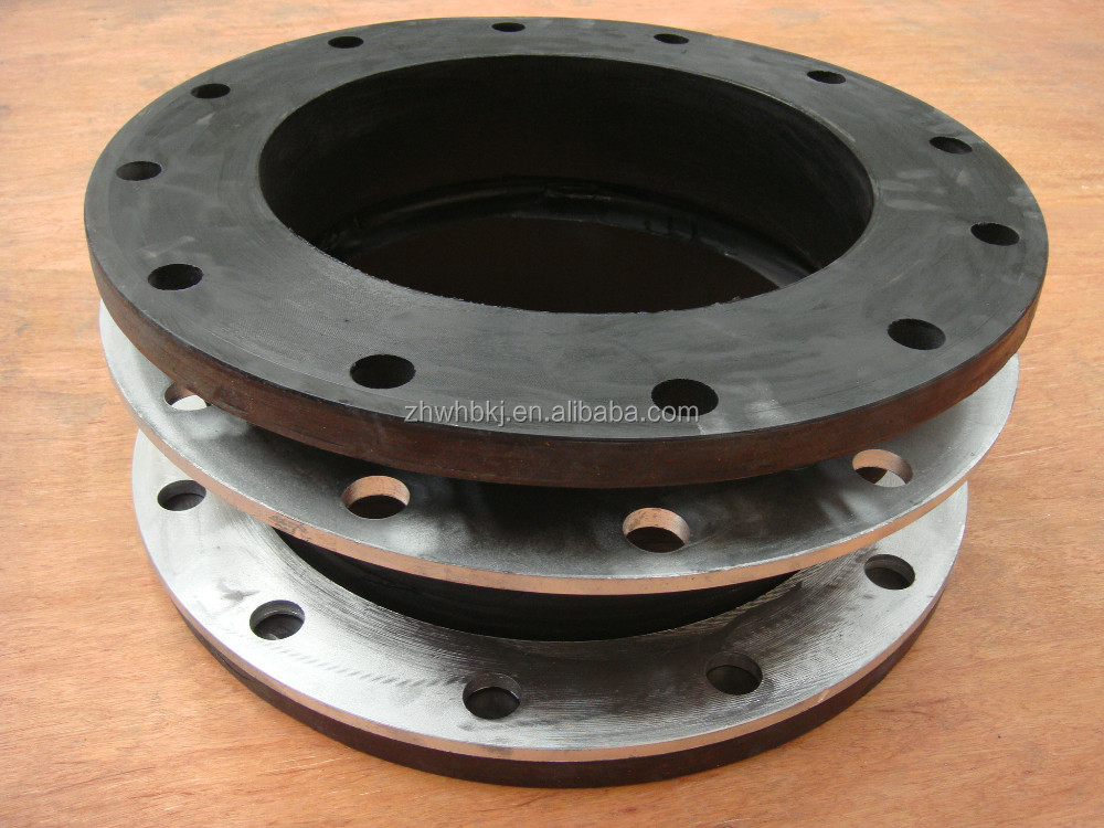 Water Pipe rubber expansion joints concrete with best price