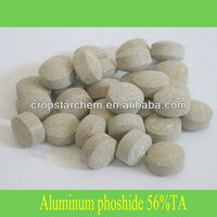 Raticide aluminium phosphide 56 tablet