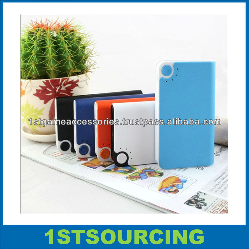 Book Design Power Bank 7200mah,Portable Power Bank External Battery Charger, Moile Power Bank