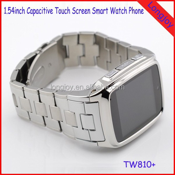 Cheap Best GSM Wrist Phone Watch Cell Phone Smart Watch Phone 1.3Mp Camera