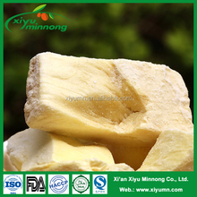 Organic vacuum freeze dried durian /vacuum packing durian company