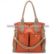 2013 New design fashion lady tote hand bag