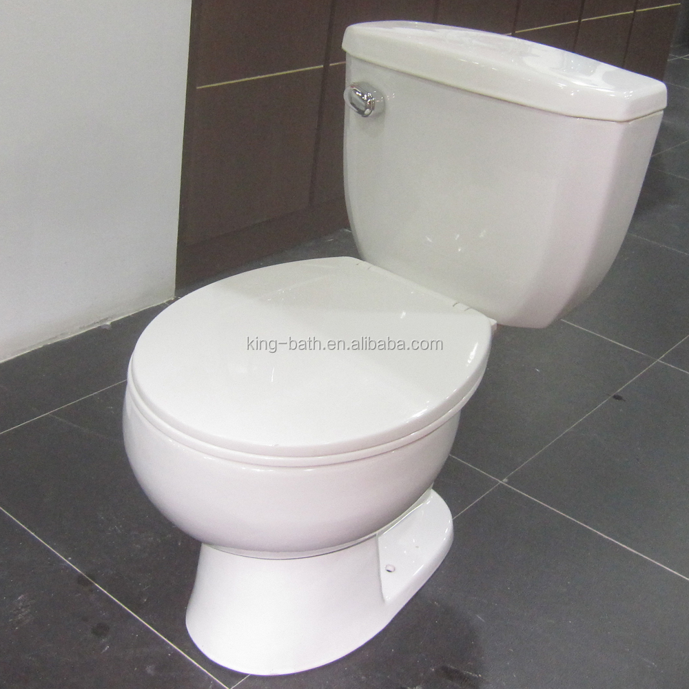 south American Cheap Ceramic Siphonic two piece toilets ,america Sanitaryware ceramic siphonic children small toilet