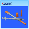 Medical Insulin syringe from Chinese factory