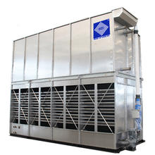SS304/316 condensing coil closed water cooling tower
