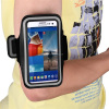 New sport armband jogging case , fitness phone armband