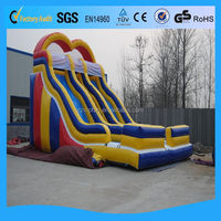 Good quality new products inflatable slide landing