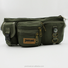 The latest design of outdoor multi - function waist bag, easy to install the water bottle