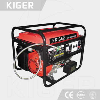 NEW 2-6KW China products Double Use Natural/LPG Gas Generator