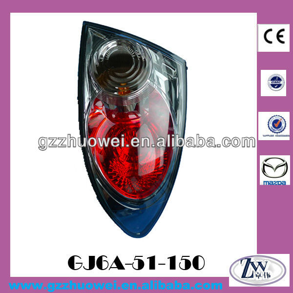 original Mazda M6 (After 2002) Car Rear Tail Light GJ6A-51-150