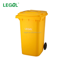 LD-240A 240Litre Eco-friendly Trash Can Durable Dustbin Mobile Industry Bin