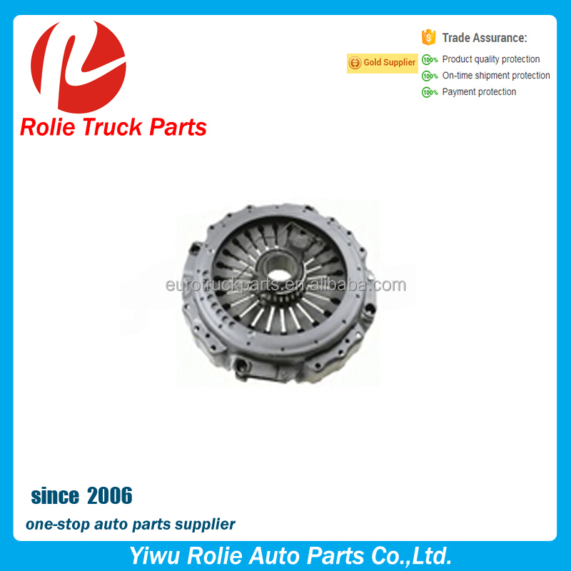 High quality truck spare parts VOLVO FM12 NH12 centrifugal clutch oem 3483034043 85000251 3192783 size 430*235*450 clutch plate