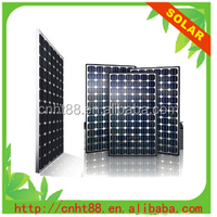 130w mono solar panel made in China