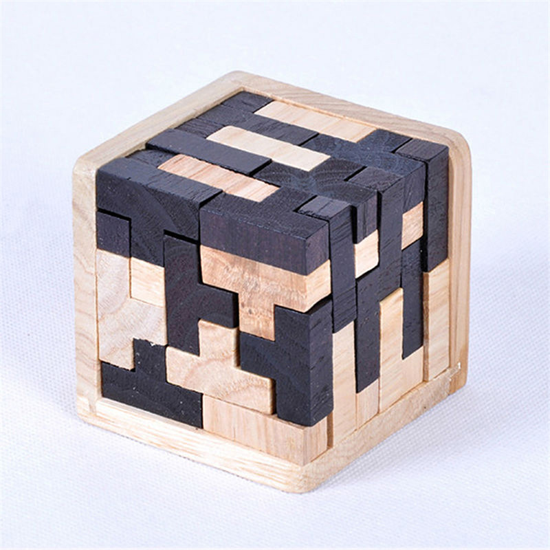 Creative wooden puzzles educational tetris puzzles kid <strong>toy</strong>