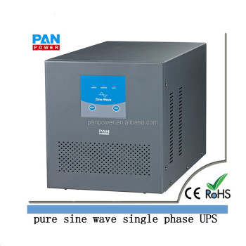 long backup pure sine wave ups 24vdc 220v 230v 240v
