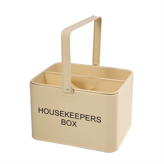 Home Storage Housekeepers Box