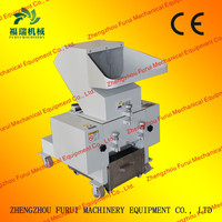 High efficiency plastic crusher used with CE proved