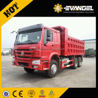 17 cubic meter Big volume sand tipper truck for sale