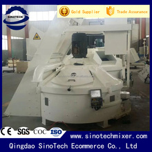1 cubic meter stainless steel concrete mixer equipment