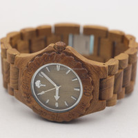 2013 fashion watch specialize design,YL-SP181-promotional style wood quartz watch