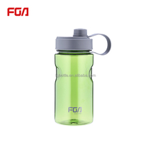 BPA free Transparent empty plastic water bottle