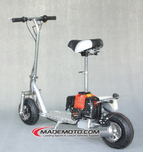 NEW 2 person gas scooter