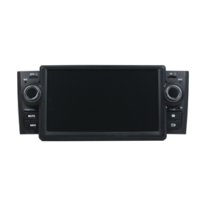 Car dvd with 2 din touch screen for Fiat Linea 2007-2013
