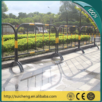 Guangzhou Factory Free Sample parking barrier/Metro Barrier/Subway Barrier