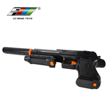 Factory direct sale D1A 39.5*4*19 cm water pellet plastic imitation gun toy