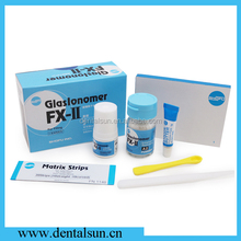 Glaslonomer FX-II Cement/ Glass Ionomer Cement For Dental Filling