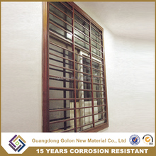 China supplier Golon aluminium window grill design, cheap house windows for sale
