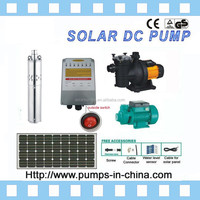 solar panel prices / solar powered pumps / water solar pump / 24V, 36V, 48V, 72V, 216V, 288V