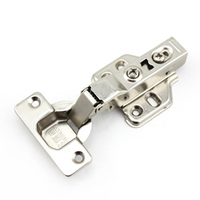 Fixed Buffering Hinge Half -Overlay Hinge With Soft Closing Cabinet Hinge B-08