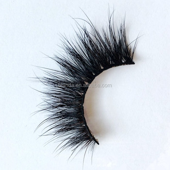 Own Brand Unique Eyelashes Top Selling Volume 3d Mink Lashes